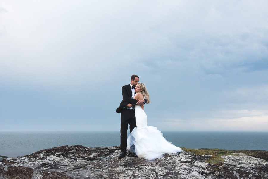 Danielle & Kevin\'s wedding at Archerfield House and Waterfront, East ...